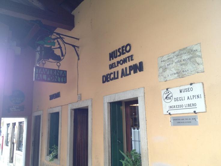 Museo degli Alpini, Bassano del Grappa, Italy