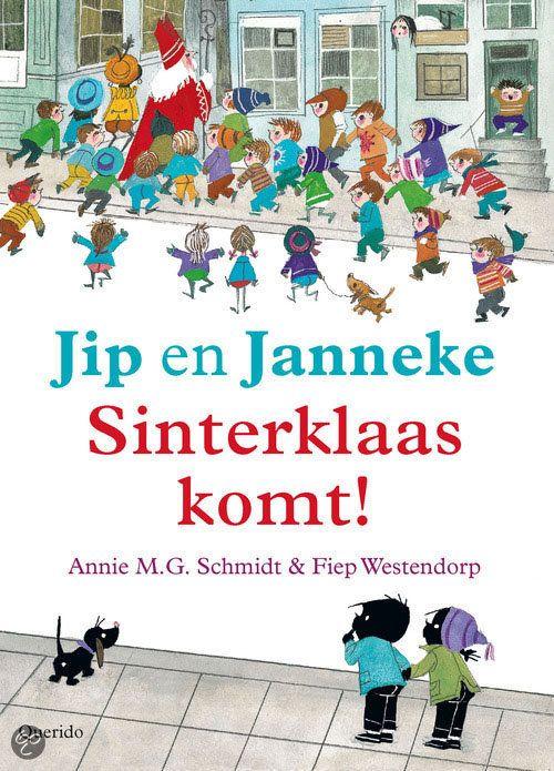 bol.com   Jip en Janneke: Sinterklaas komt!, Annie M.G. Schmidt   Boeken