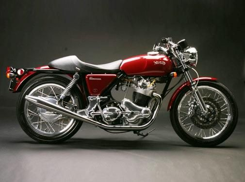 norton commando 850 john player - Buscar con Google