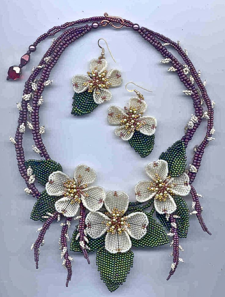 diy tammygoldeagle fabric paper five bead strands pinterest images beads of necklace on best jewelry beaded