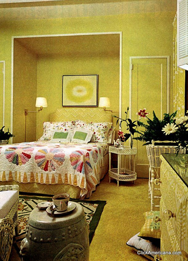 361 best images about best bedrooms on pinterest 1950s for 1950 bedroom ideas