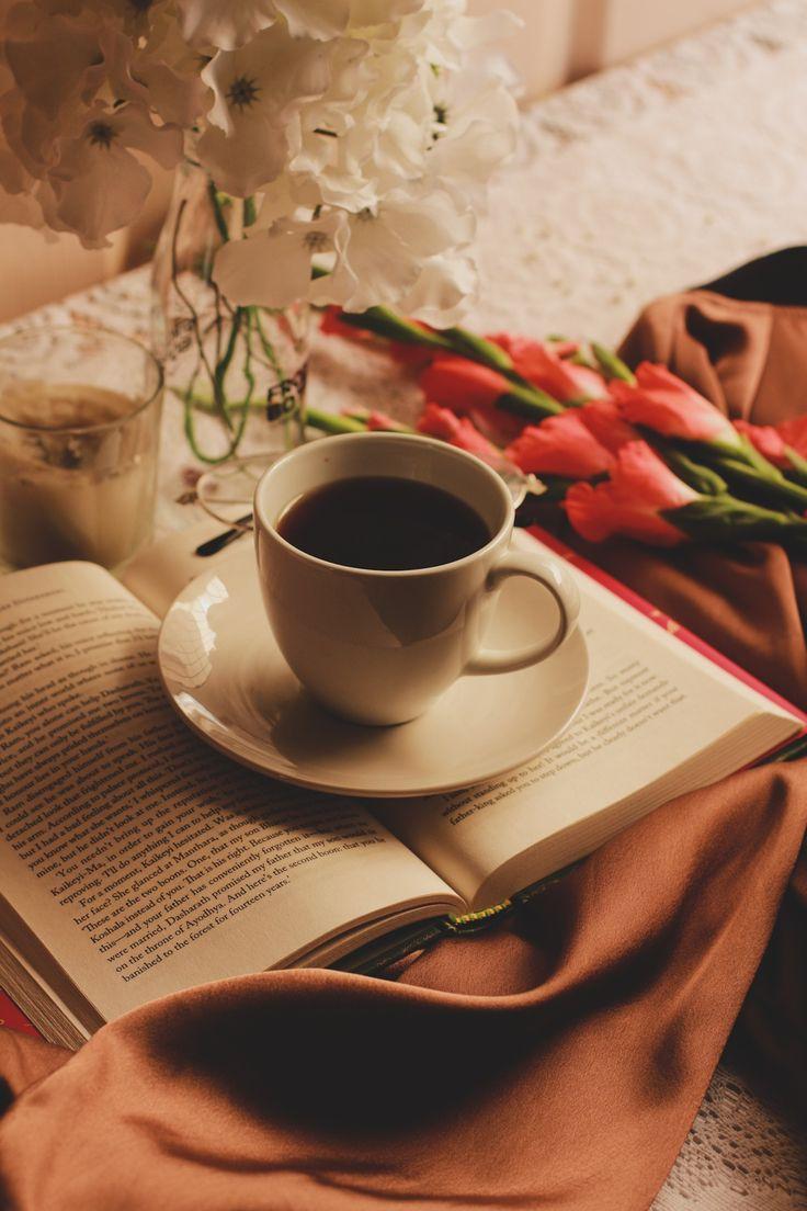 картинки кофе с книжкой коллектив снимок про