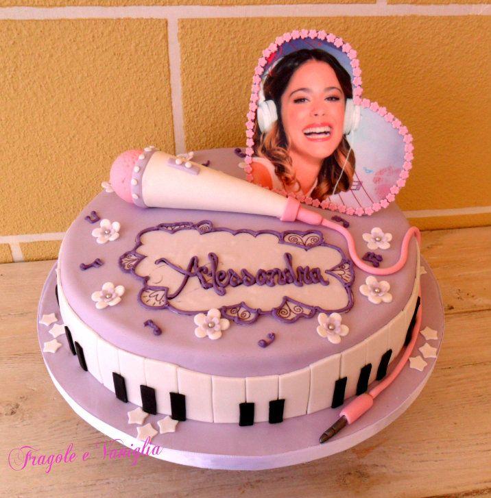 Torta Cake Design Violetta : 32 best images about violetta on Pinterest Disney ...