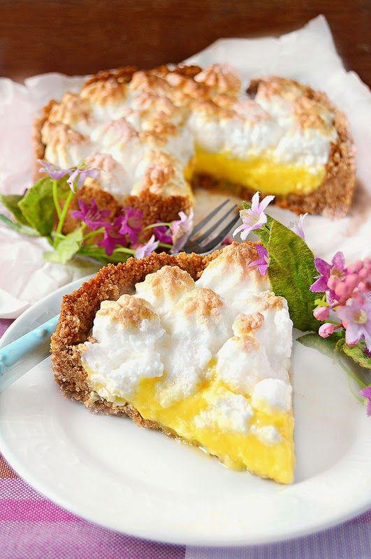 Dolci a go go: Lemon meringue cheesecake