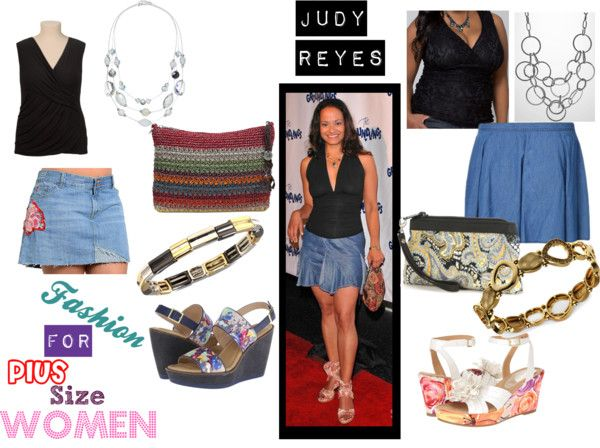 Fashion For Plus Size Women: 7 Styles of Judy Reyes from Devious Maids