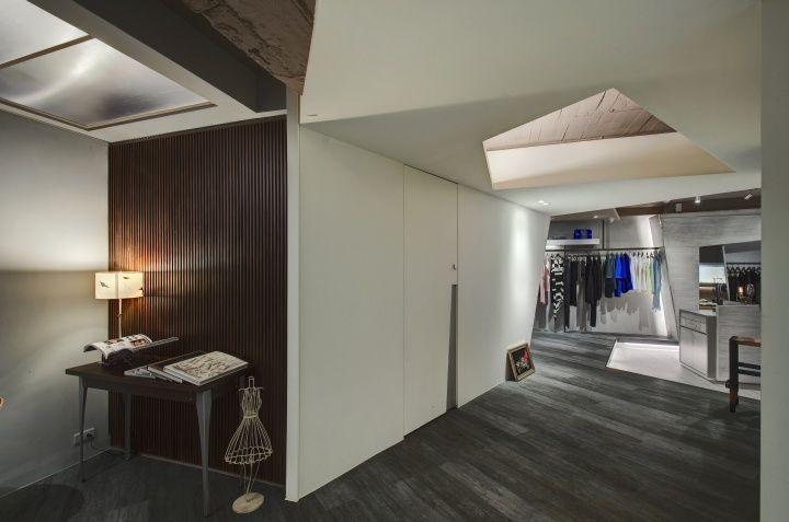 KATY HAS A LOFT store by TBDC, Taipei – Taiwan store design