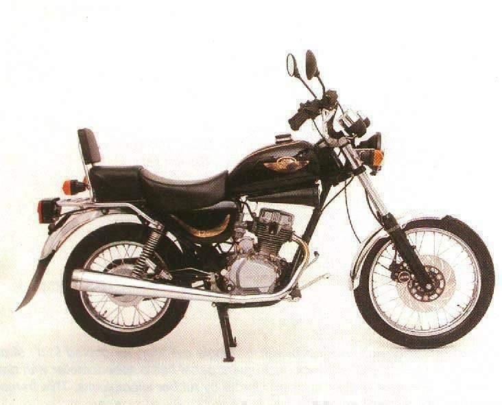 125 Chopper, 1988