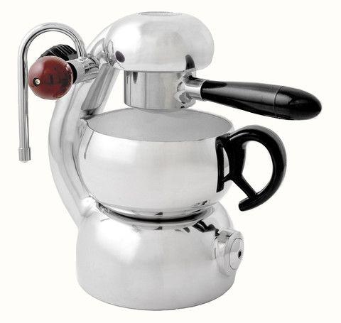 La Sorrentina Coffee Machine, 1947 patented design by Giordano Robbiati