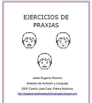 recopilación praxias para tutores