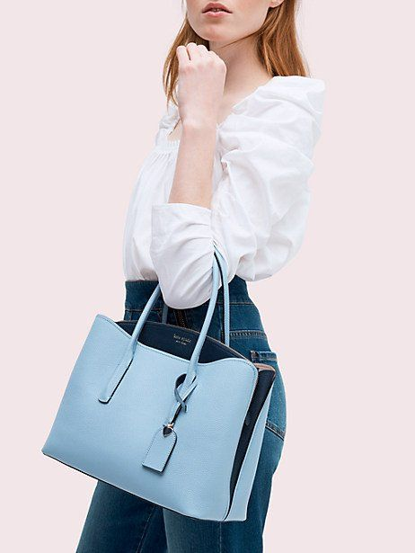1a75090639 Kate Spade margaux large satchel in 2019 | Colors I love | Satchel ...