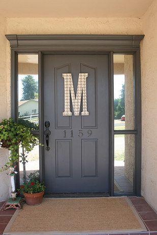how to make a front doorBest 25 Front door makeover ideas on Pinterest  Front door porch