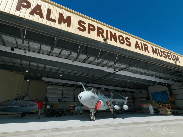 Palm Springs Air Museum Flying High in 2017