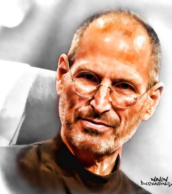 ONE Recordando A Steve Jobs 40 Ilustraciones Impresionantes