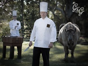 """""""Brisbane Club Executive Chef, #ShannonKellam, is arguably #Australia's modern 'Culinary King'."""" Read more: http://www.gourmandandgourmet.com.au/category/eat-in/the-tip-off/ #chefs #cooking"""