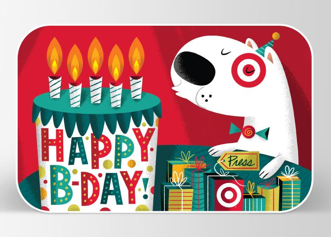 15 best Birthday Giftcard images on Pinterest