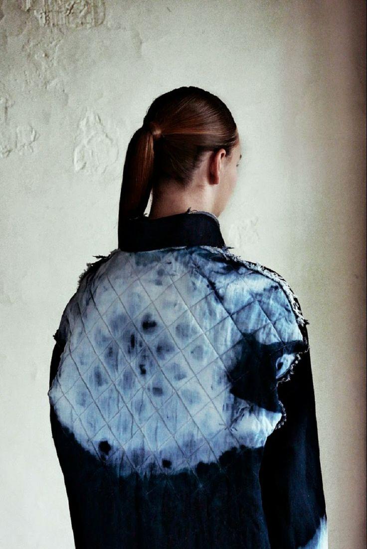 Christina Abdeeva is one of Russian's most promising fashion photographers.