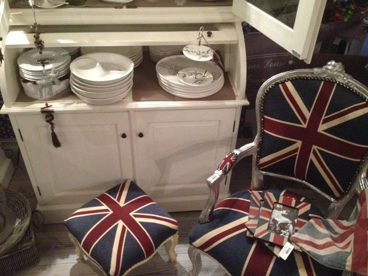 ... very british.