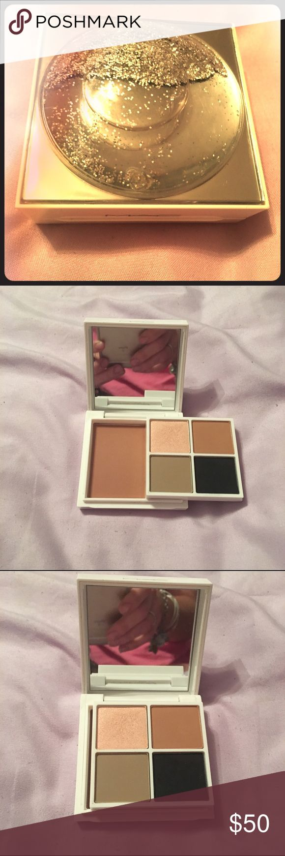 Mac makeup 4 eyeshadows and bronzer MAC Cosmetics Makeup Bronzer