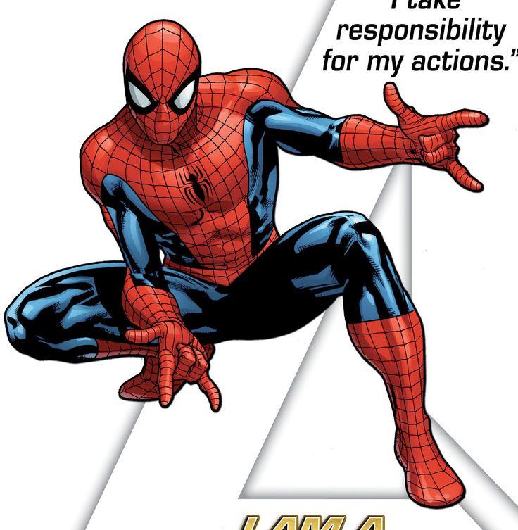 The original spiderman