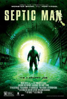 Septic Man (2013) Poster