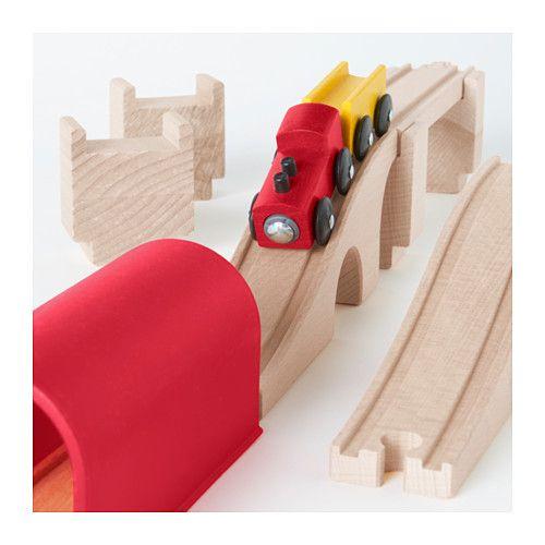 LILLABO 列車セット(橋、トンネル) 12ピース - -, - - IKEA