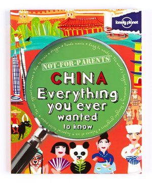 Look at this #zulilyfind! China: Everything You Ever Wanted to Know Paperback by Lonely Planet; www.luckybamboocrafts.com