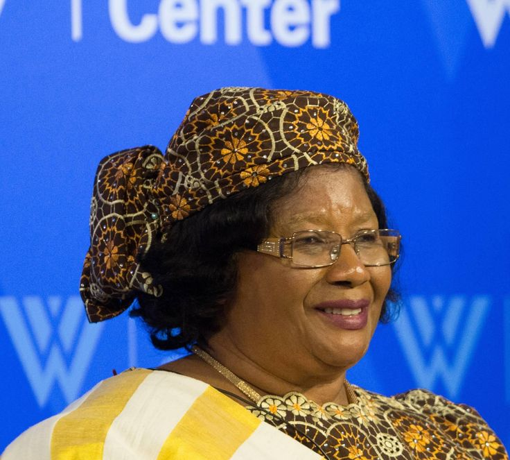 The first woman to serve as president of Malawi is scheduled to deliver on Jan. 29 a Landon Lecture at Kansas State University, officials said Sunday.  Joyce Banda Wanted, Joyce Banda Arrest, Joyce Banda Malawi, Joyce Banda, Malawi President Joyce Banda, President Joyce Banda