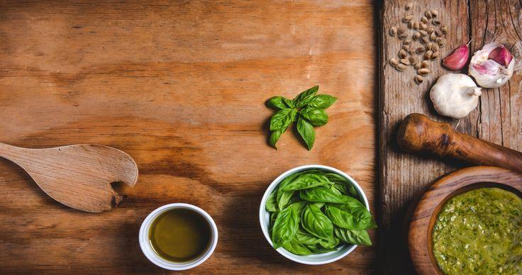 Recetas con marihuana: Pesto de semillas de cáñamo receta vegana - http://growlandia.com/marihuana/recetas-con-marihuana-pesto-de-semillas-de-canamo-receta-vegana/