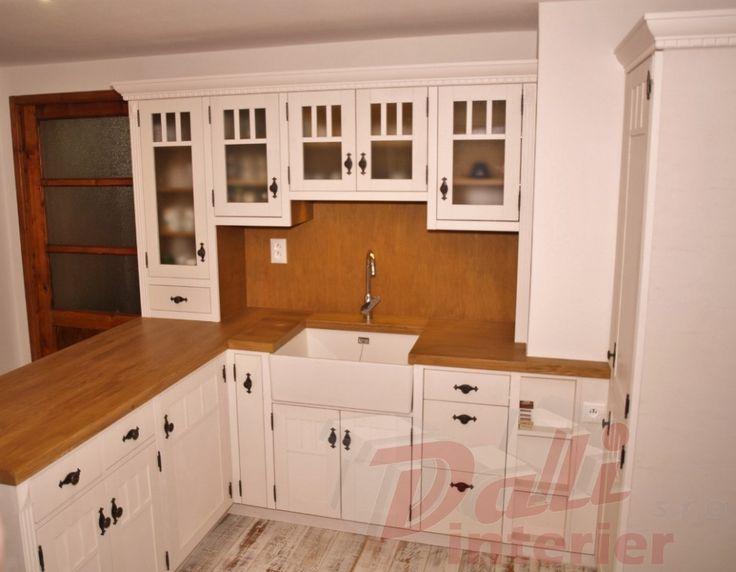 Rustikální kuchyně - Rustikální kuchyně - Dali INTERIER, s.r.o.