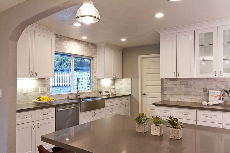 Bathroom Cabinets and Countertops; Affordable Kitchen Cabinets; Pre-manufactured; Solid-Surface Counters3C Kitchen & Bath