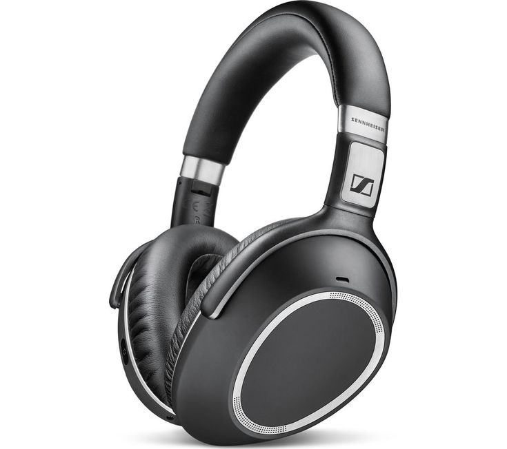 SENNHEISER  PXC 550 BT NC Wireless Bluetooth Noise-Cancelling Headphones - Black, Black Price: £ 329.95 Top features: - Block out unwanted sound with NoiseGard noise-cancelling - Listen to CD quality sound wirelessly with Apt-X technology - Built for comfort with a fold-flat frame for portability - All day battery life lets you listen for up to 30 hours - Earcup controls let you control your...