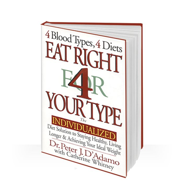 28 best eat right 4 your type images on pinterest menu blood dadamo personalized nutrition blood type diet eat right 4 your type fandeluxe Gallery
