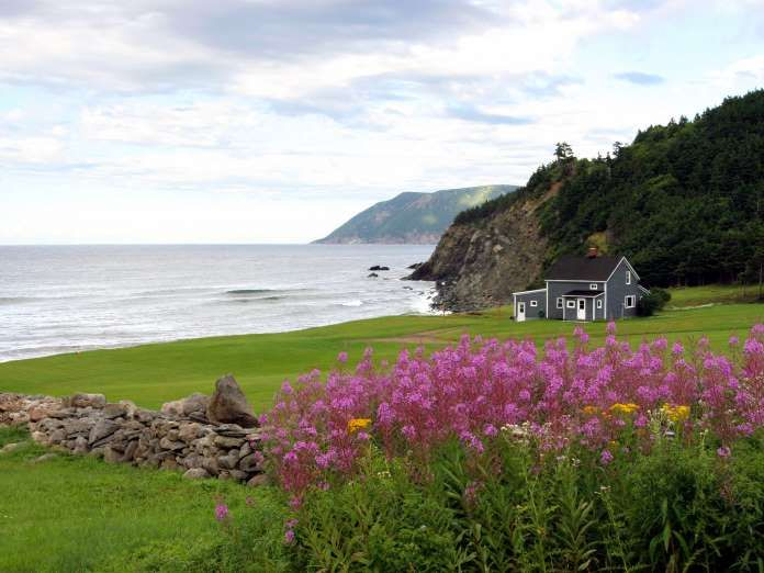 Meat Cove, Cape Breton - Nova Scotia, Canada ...this tiny fishing community at Cape Breton's northern tip boasts unrivaled ocean views, regal mountain panoramas and almost surreal sunsets. - Getty