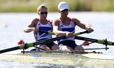 Olympics: Rowers Win Team GB's First Gold...Women's rowing pair Helen Glover and Heather Stanning have won Team GB's first gold medal of the London Olympics.