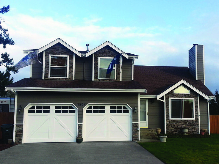 7 Best Insulated And Non Insulated Garage Doors Images On Pinterest