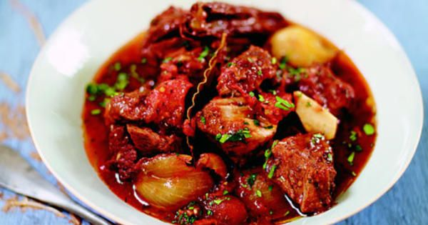 Jamie Olivers grekiska köttgryta | Recept från Köket.se