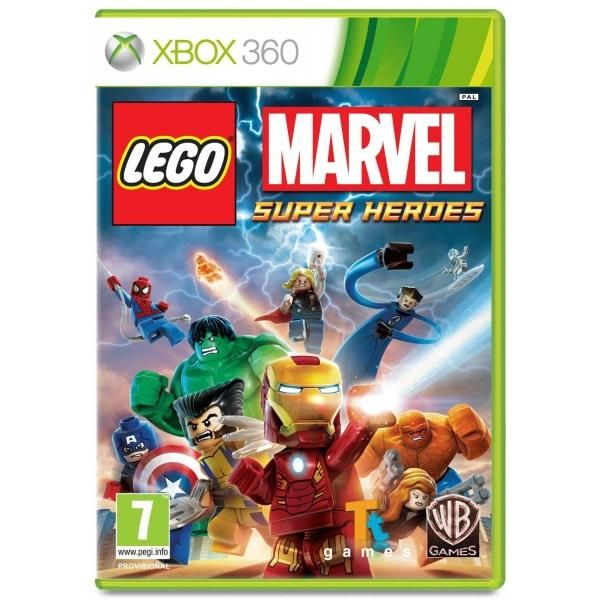 Lego Marvel Super Heroes Game Xbox 360 | http://gamesactions.com shares #new #latest #videogames #games for #pc #psp #ps3 #wii #xbox #nintendo #3ds