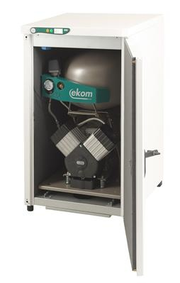 Compressed air and gas specialist Absolute Air & Gas Limited has signed a partnership deal with leading European manufacturer Ekom to sell its range of oil-free dental, medical and industrial compressors in the UK & Ireland.