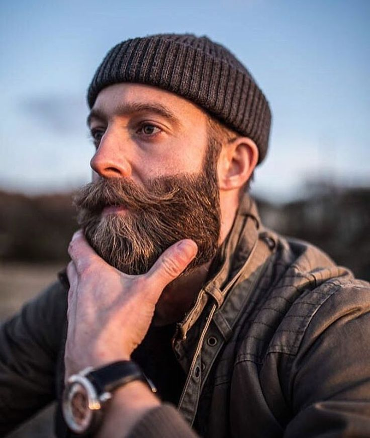 "apothecary87: "" @thebeardofkris has touchably soft face fuzz. Get a conditioned main with our beard oils. www.apothecary87.co.uk #Apothecary87 #TheManClub @picpeople.se """