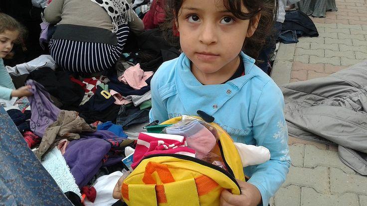 Saltare in aria a 7 anni ma non per gioco La Siria e gli orrori, un altro capitolo di una saga che ci spiazza, senza darci il tempo di metabolizzare. Una bambina di 7 anni utilizzata per seminare il terrore, come un bambolotto,cintura esplos #damasco #siria #kamikaze #bambina