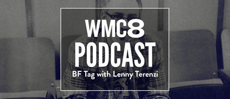 Listen in on our graphic design podcast. This week, we interview Lenny Terenzi, designer and emcee of this year's Weapons of Mass Creation Fest.