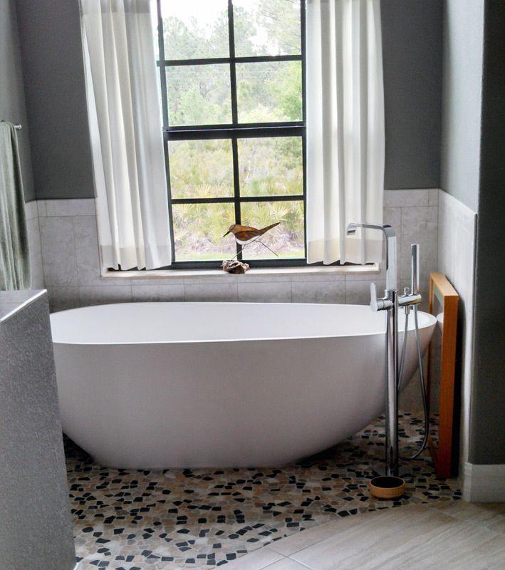 13 besten ovale badewannen bilder auf pinterest badewannen badezimmer und badezimmerideen. Black Bedroom Furniture Sets. Home Design Ideas