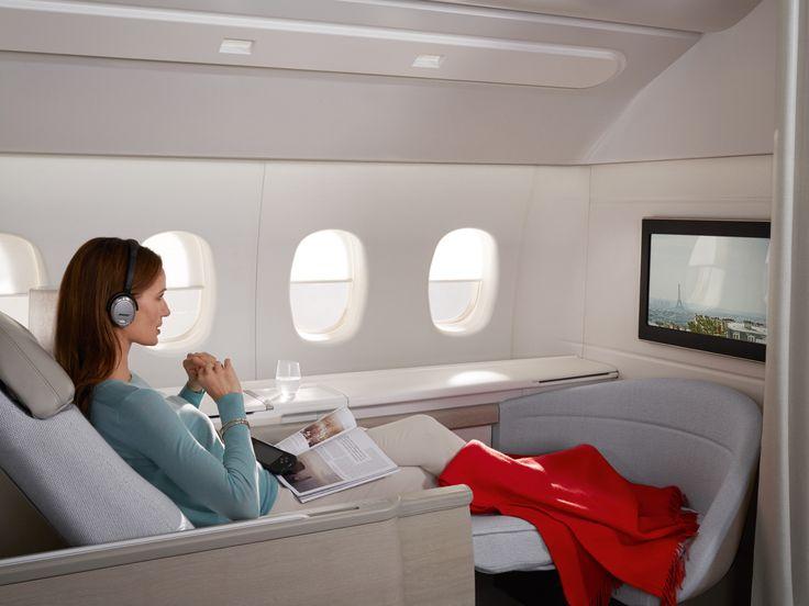 Air France La Prèmiere Suite