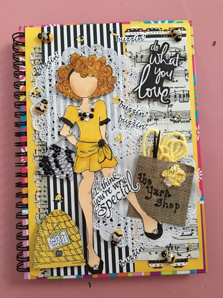 Drawing Book Cover Decoration Images : Best ideas about decorated notebooks on pinterest