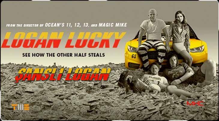 Şanslı Logan – Logan Lucky | Fragman |