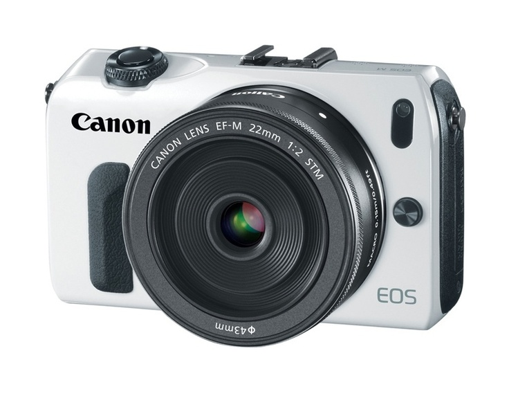 Canon's EOS M arrives: a $799.99 APS-C mirrorless camera competitor | The Verge
