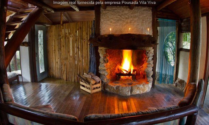 Pousada Vila Viva - Camanducaia: Serra da Mantiqueira/MG: 2 ou 3 noites para 2 (opções em feriados) + pensão completa na Pousada Vila Viva