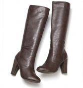 I think these boots will be in my closet very soon! Great sturdy heel for work!Boots Fall, Cowboy Boots, Bootbrown Campaigns, Leather Boots, Mark, Fall Boots, Boots 4999, Brown Boots, Avon