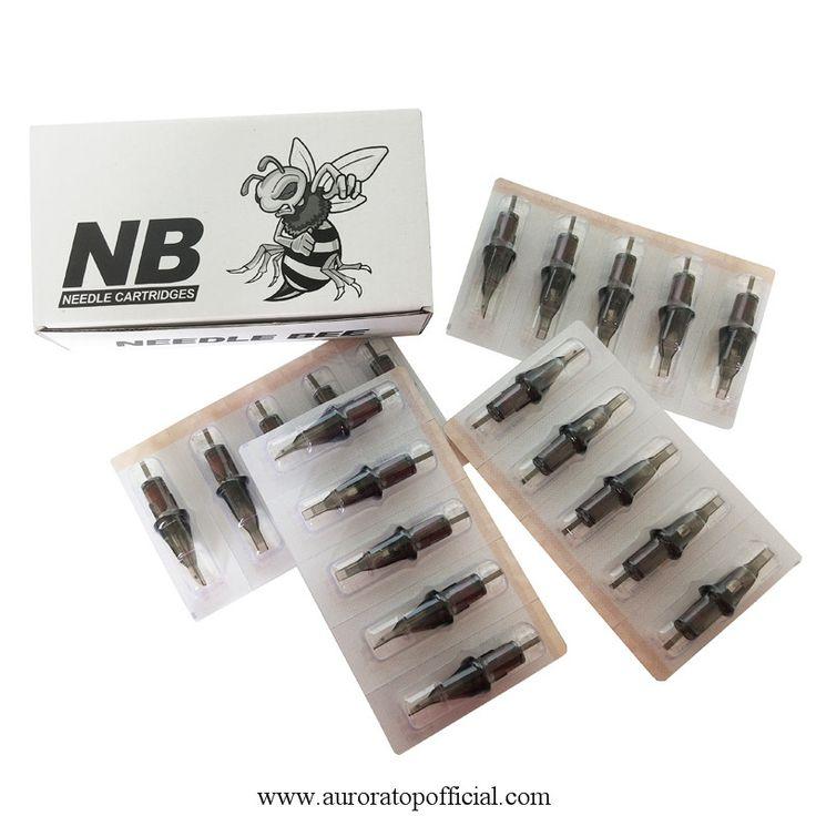 20pcsset tattoo cartridge needles nb revolution needle