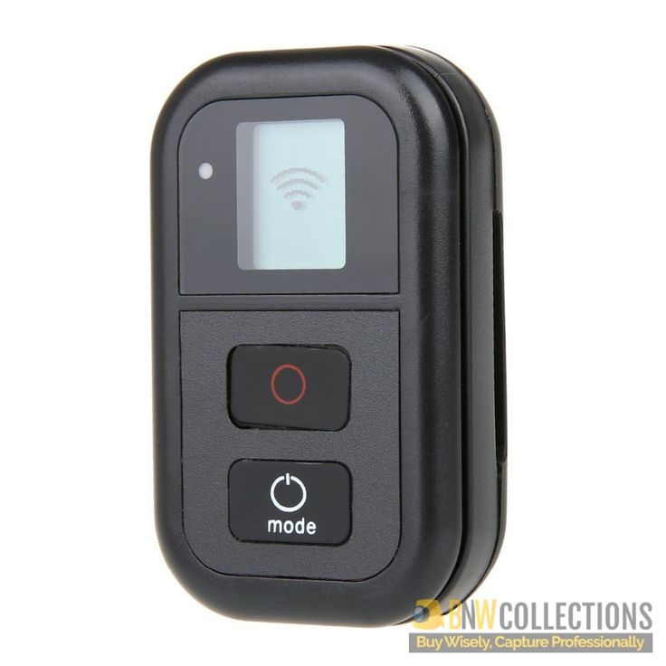 Buy Wifi Remote Control For Gopro At Rs.5,500 Features >> Portable and convenient to use, Total camera control including On/Off Cash on Delivery In All Over Pakistan, Hassle FREE To Returns Contact # (+92) 03-111-111-269 (BnW) Email :- info@bnwcollections.com #BnWCollections #Wifi #Remote #Control #Gopro